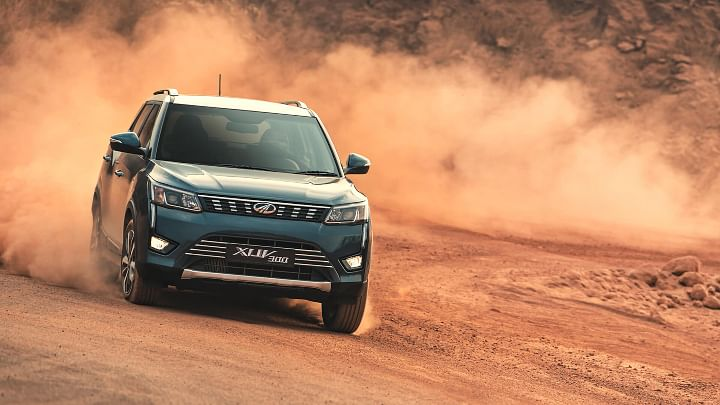 Mahindra XUV300 BS6 Diesel Prices Image