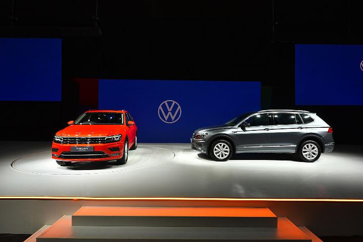 2020 Audi Q2 vs VW Tiguan AllSpace