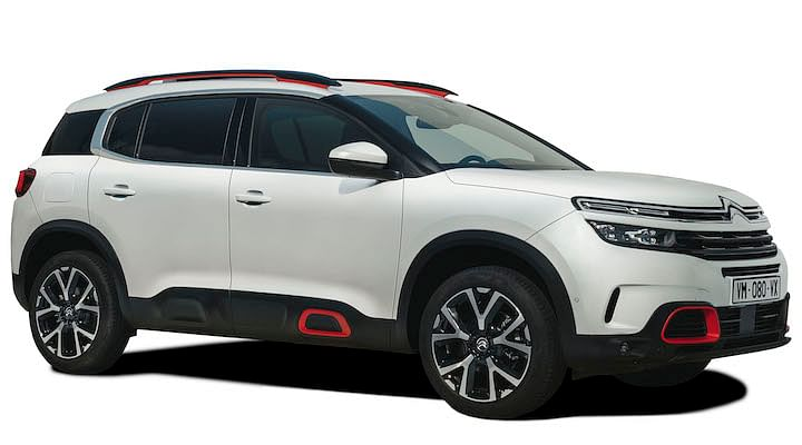Citroen C5 Aircross Launch Date in India