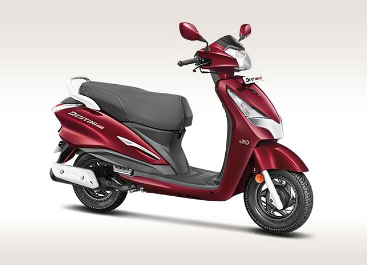 cheapest 125cc BS6 scooter