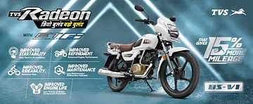 tvs radeon bs6 price in india