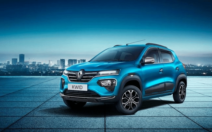 Latest Renault Discount Offer January 2021 Image