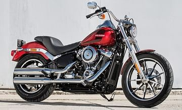 harley davidson low rider price in india