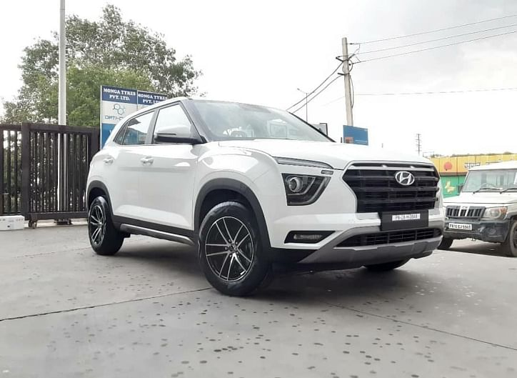 2020 Hyundai Creta Alloy Wheels