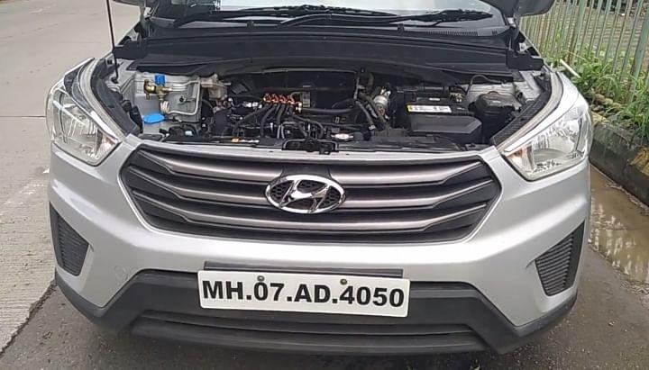 Hyundai Creta CNG Image