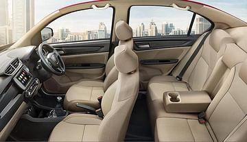 2021 Honda Amaze facelift vs old model