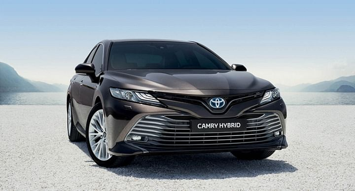 toyota camry hybrid bs6 price in india toyota cars price in india