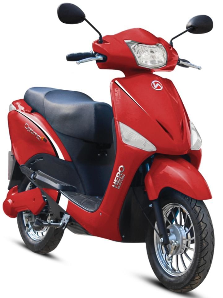 hero optima electric scooter price in india