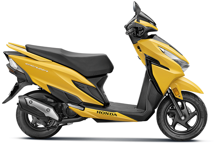 Best 125 cc Scooter
