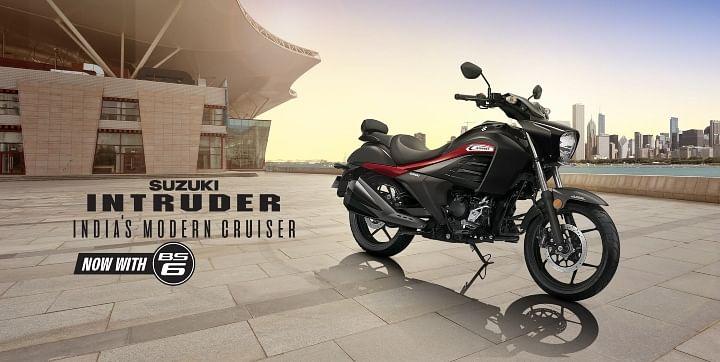 suzuki intruder bs6 price in india best classic bikes in india under 2 lakhs