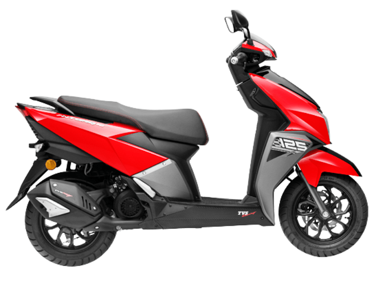 Fun to drive scooter