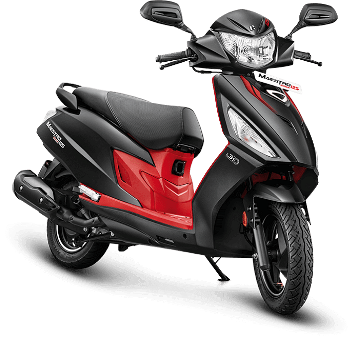 Hero BS6 scooters
