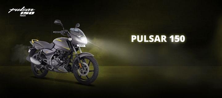 bajaj pulsar 150 neon bs6 price in india