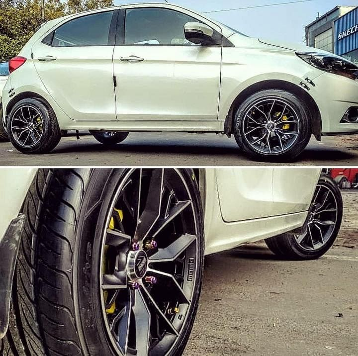 Tata Tiago Alloy Wheels