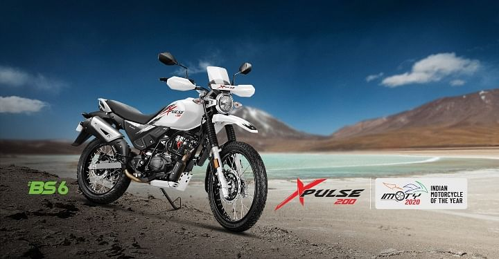 2021 Hero Xpulse 200 vs Xpulse 200T BS6