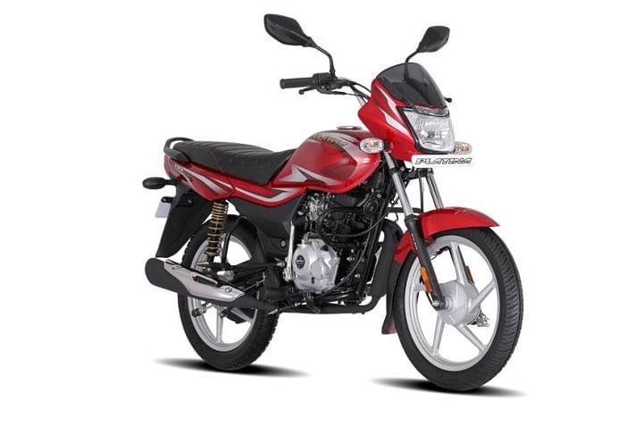 2021 Bajaj Platina 100 ES BS6 Price