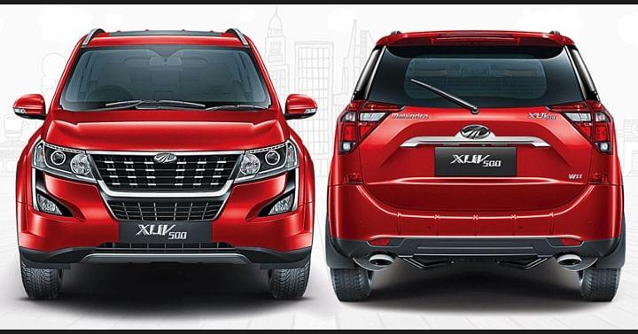 2020 Mahindra XUV 500 BS6 price