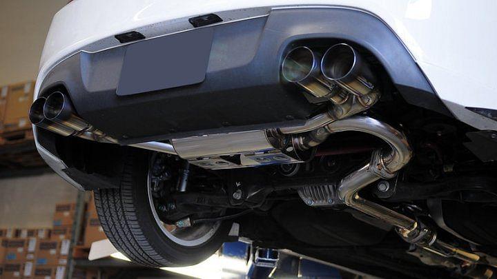 free flow exhaust