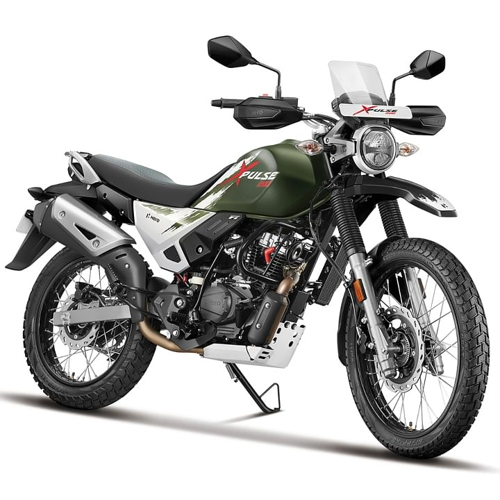 hero xpulse 200 bs6 price