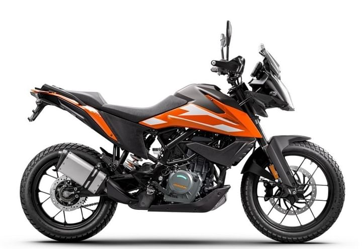 KTM 250 Adventure price