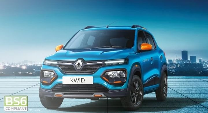 renault kwid bs6 price in india