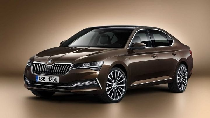 Why The 2020 Skoda Superb Facelift Outsells The Toyota Camry Hybrid