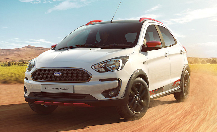 Ford India Cars Image