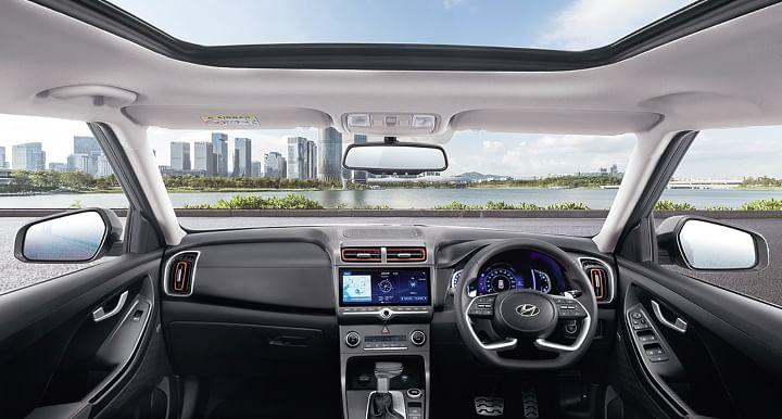 Hyundai Creta SX Executive Launched Image