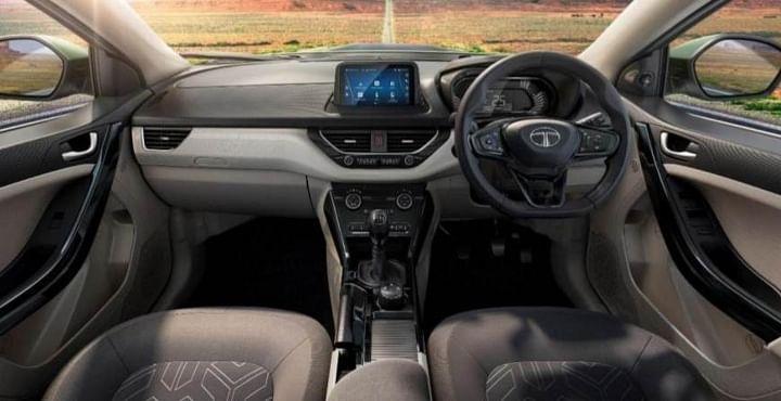2020 Tata Nexon Facelift Interior