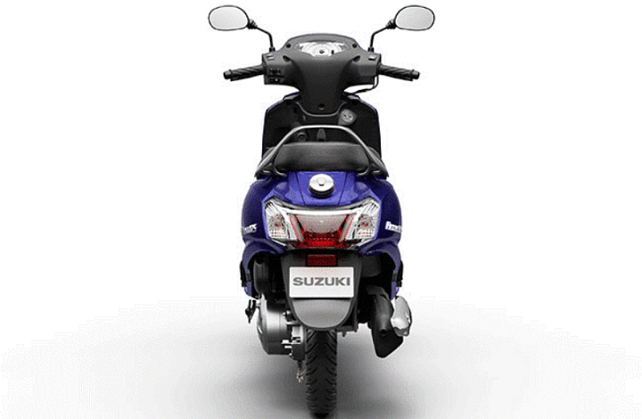 Suzuki Access 125 BS6