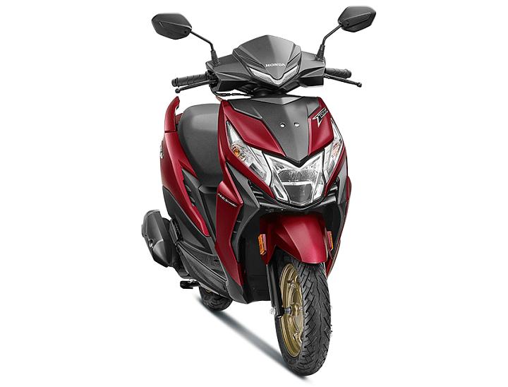 2021 Honda Dio Standard vs Deluxe