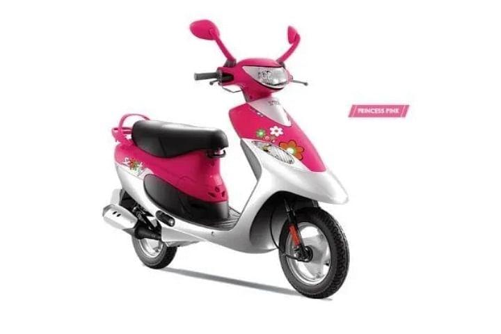 TVS Scooty Pep Plus
