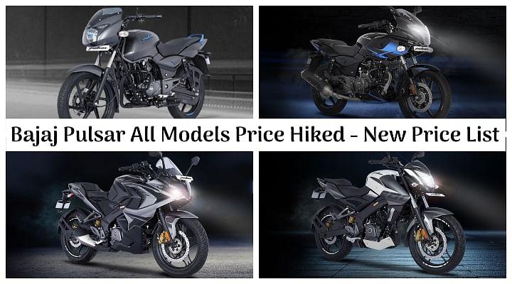 2020 Bajaj Pulsar All Models Price Hiked - New Price List