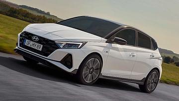 Hyundai i20 N Line Front Side Profile