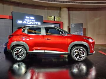 Nissan Magnite Non-Turbo