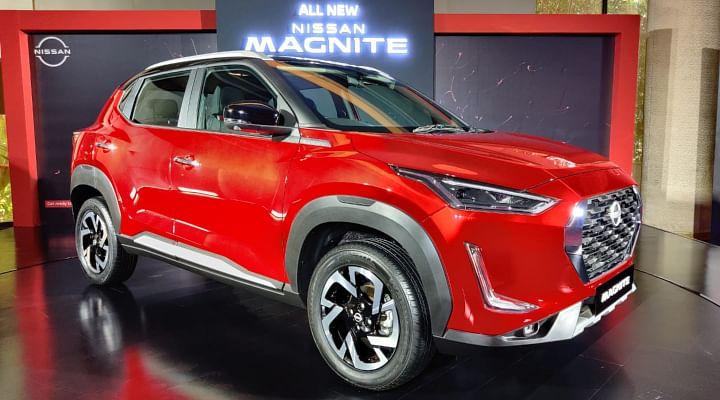Nissan Magnite Vs Kia Sonet