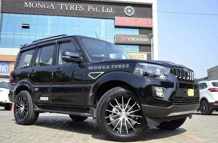 Mahindra Scorpio Alloy Wheels