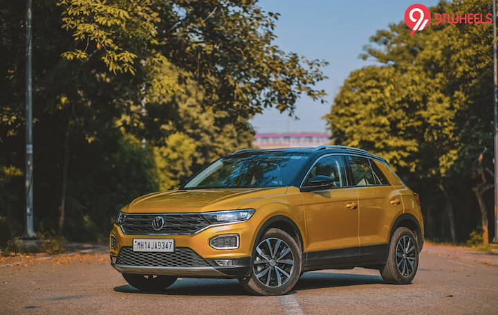 Volkswagen T-Roc Drive Review Image