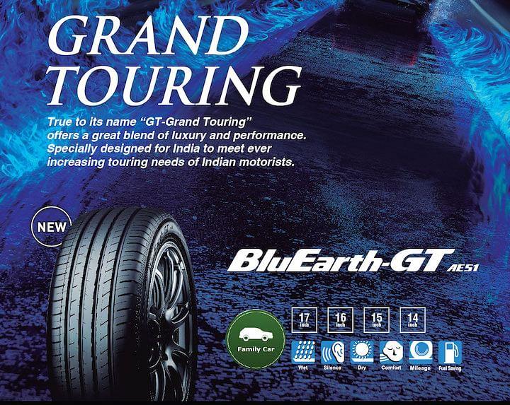 Yokohama BlueEarth GT AE51 tyres