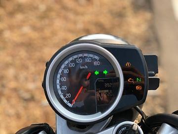 Honda CB 350 Instrument Cluster