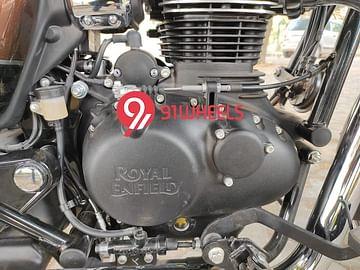 Royal Enfield Meteor 350 BS6 Engine