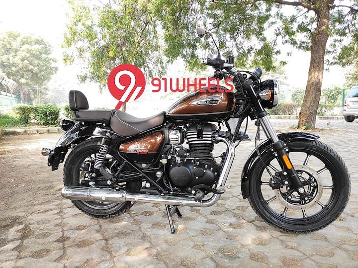Royal Enfield Interceptor 350
