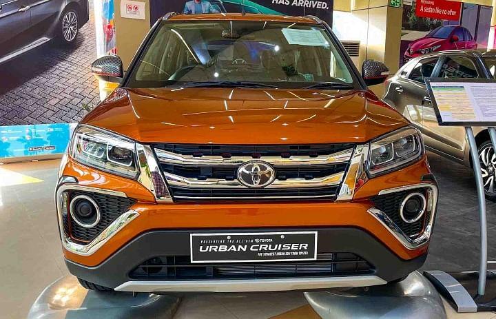 Toyota Urban Cruiser Accessories Price Image