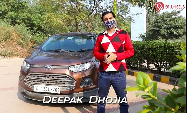 2017 Ford Ecosport Trend Diesel ownership review