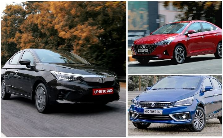 Honda City October Sales Figure