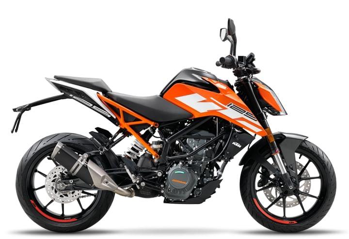 2021 KTM Duke 125 BS6 India Launch Price