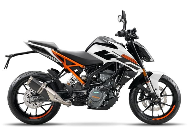 2021 KTM Duke 125 BS6 India Launch