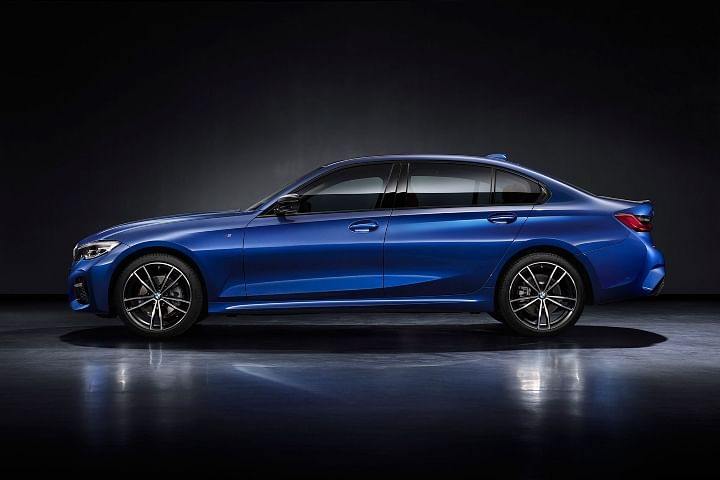 BMW Launch Long Wheelbase 3 Series Image