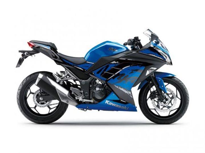 2021 Kawasaki Ninja 300 BS6 Price