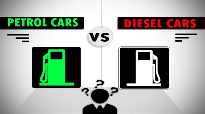 What are the Major Deciding Factors between a Petrol and a Diesel Car